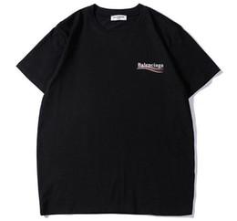 2019 camiseta swag nuevo 2019ss Nuevo streetwear hip hop rock camisetas swag harajuku monopatín verano tops hombres mujeres camiseta de manga corta camiseta swag nuevo baratos
