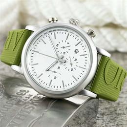 2019 relojes baratos a mano Hombres Reloj de Cuarzo Nueva Llegada Todos los Subdiales Trabajo AR Correa de Goma Relojes Deportivos Moda de Lujo Ropa Casual Reloj Masculino Montres pour hommes