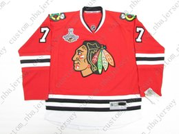 e2713bb11 Cheap custom BRENT SEABROOK CHICAGO BLACKHAWKS HOME 2013 STANLEY CUP  CHAMPIONS JERSEY stitch add any number any name Hockey Jersey XS-5XL