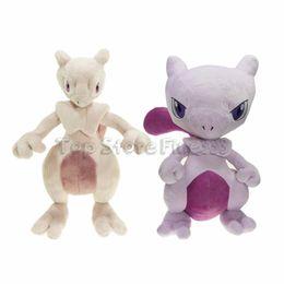 Mewtwo jouets en Ligne-Mewtwo XY Mewtwo Peluches En Peluche Jouets 30CM Mewtwo Pokemons Meilleurs Jouets Enfants Cadeaux En Gros Jouet