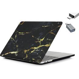 Macstorey Il coperchio nuovo 15-inch Apple MacBook Pro A1707 da 15.4 pollici Hard Case in marmo di caso + USB Box Hub 981-c Made in Turkey nave dalla Turchia da custodia in metallo iphone fornitori