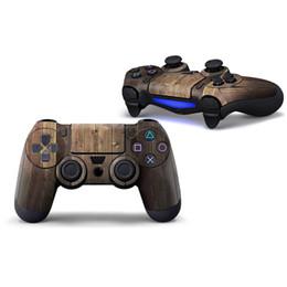 Fanstore Adesivo de Pele Decalque de Vinil Envoltório de Proteção Design Personalizado para Playstation 4 Controle Remoto Novo Design (1 unid) de
