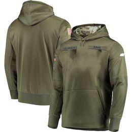 Hoodies dos homens verdes do exército on-line-Patriota Saints Chief Ram Hoodie Para As Mulheres Homem Inverno de Alta Qualidade Camisola de Rugby Tamanho Multi Exército Verde Velo 74 99lkD1