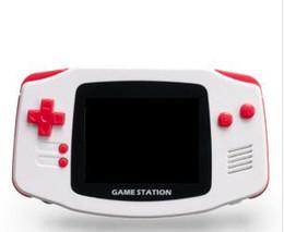 2019 jeu de console gb 2019 GB-30 Mini console de jeu portable Le joueur de jeu nostalgique portable 8 bits peut stocker des jeux Affichage LCD joueur de jeu gratuit DHL jeu de console gb pas cher