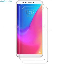 "lenovo k5 Coupons - 2PCS 2.5D 9H Tempered Glass For Lenovo K5 Pro L38041 5.99"" Screen Protector Toughened protective film cover"
