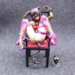2019 aktionsfigur sexy mädchen Anime Umarmung Japan Planet der Katze und Stühle Brinquedos Sexy Pvc Action Figure Mädchen 1/10 Sexy Collection Modell Spielzeug rabatt aktionsfigur sexy mädchen