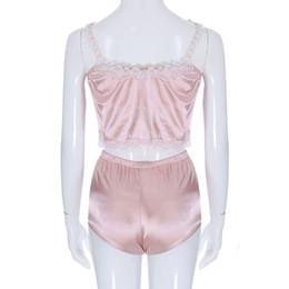 più la biancheria intima di perla di formato Sconti feitonglingerie porno hommesexy intimo donna perle Lingerie Babydoll G-String Plus Size Nightwear 2PC Set # 3