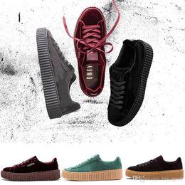 6667786893 Discount Rihanna Shoes | Fenty Rihanna Shoes 2019 on Sale at DHgate.com