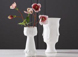 2019 vaso da giardinaggio Vaso per fioriera umana per vaso di fiori per piante succulente sconti vaso da giardinaggio