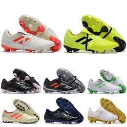 2019 zapatos de fútbol de corte alto 2019 zapatos de fútbol para hombre Copa 19.1 FG AG botines de fútbol copa del mundo botas de fútbol al aire libre copa mundial chaussures de foot