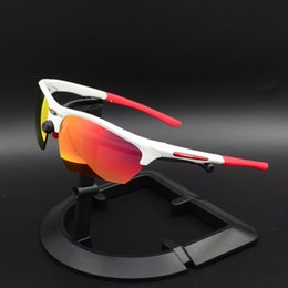 Polarized Sports Sunglasses Glare UV400 Protection HD Night Vision for Motorcycle Riding Glasses A32