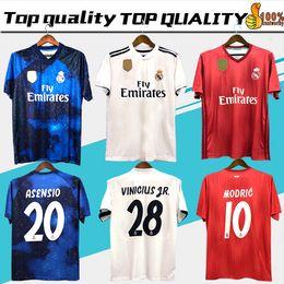 e6da80068 2019 camiseta real madrid Real Madrid jerseys 2018 2019 fútbol RONALDO  ASENSIO MODRIC camiseta de fútbol