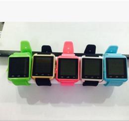 2019 новые умные часы u8 Новый Цвет U8 Bluetooth Часы Смарт-Часы Измеритель Движения Монитор Сна Bluetooth Вызов скидка новые умные часы u8