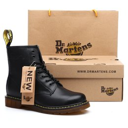 schöne grüne frauen schuhe Rabatt New Lovers Boots Top-Qualität Split-echtes Leder-Schuhe Damen Stiefel Marke Schnee lädt Winter-Pelz-warme Bequeme Damenschuhe Dr. Martins