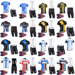 GIANT team Cycling Short Sleeves jersey bib shorts sets 9D gel pad MTB  sport ropa ciclismo summer Bike Sportswear Breathable Quick dry L1112 cycling  jersey ... f8c0d81c3