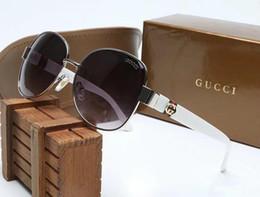 Beliebte sonnenbrille online-2019 Italien berühmte Designer-Sonnenbrillen für Frauen Männer 4242 beliebte Mode polarisierende fahren Sonnenbrille männlich weiblich Schatten Brille