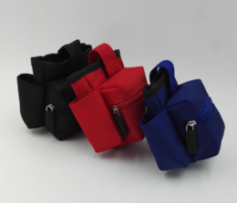 capa de couro mini cigarette Desconto 2018 Ajuste Perfeito Saco De Lona De Proteção Para Carteira Bolsa Da Cintura Bolsa Da Caixa Capa para Cigarros Eletrônicos Estojos de Transporte