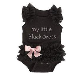 4 pezzi Tute Abbigliamento per bambini Designer Abbigliamento per neonato Vestiti per neonato Vestiti per bambina da