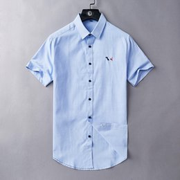 2019 canottiere di lana Camicie casual da uomo marca 2019 TB 001 T-shirt uomo manica lunga estiva design moda uomo T-shirt stile americano con t-shirt con etichetta
