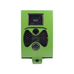 2019 armadilha de caixa HC300M Caça Câmera de Proteção de Segurança Caixa De Metal Caixa De Bloqueio De Ferro para HC300M HC300A HC350M Infrared Camera Trap armadilha de caixa barato