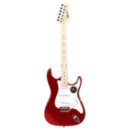 12 string solid body e-gitarre Rabatt Top Qualität V E-Gitarre Palisander Griffbrett mit Tremolo E-Gitarre Linde Korpus MusikinstrumenteElektrische Gitarre FD ST Malmste