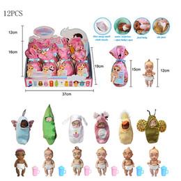 muñecas recién nacidas Rebajas Recién nacido Mini LOL Blind Box Paquete de regalo Sorpresa Baby Dolls Cambio de color Pañal Juguetes para niños Niños Niñas Cumpleaños Regalo de Navidad