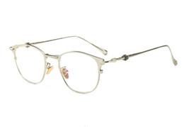 Occhiali da donna lente chiara online-Chrome Hearts Light Blue Occhiali da Donne obiettivo chiaro occhiali da sole di sport degli uomini degli occhiali Lentes Womens Sun Eye Glass Sunglass SGC226