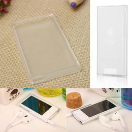 Custodia Trasparente Trasparente TPU Gel Skin per Apple iPod Nano 7th Generation 7G Protegge Graffi Abrasioni Durevole da gel diamante fornitori