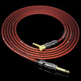 Argentina KGR cable de guitarra eléctrica de gama alta genuino que conecta la línea instrumento bajo bajo teclado tambor reducción de ruido blindaje Suministro