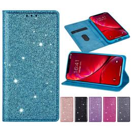 2019 max chocolats 20 pièces Vente magnétique COUVERTURE Glitter Bling Phone pour iPhone 11 Pro X XR XS Max 6 7 8 Plus et Samsung Note 10 Pro 9 8 S9 S10 plus