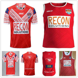 testen tasse Rabatt 2019 2020 World Cup MATE Tonga Heimtrikot Red Rugby Jersey Sevens Olympic Trikot 19 20 National League PACIFIC TEST Rugby Trikots Singlet S-XXXL