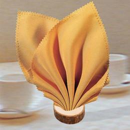 tisch-designs für hochzeiten Rabatt 10 STÜCKE Haushalt Holz Serviettenring Tischdekoration Hochzeit Liefert Serviettenring Für Restaurant