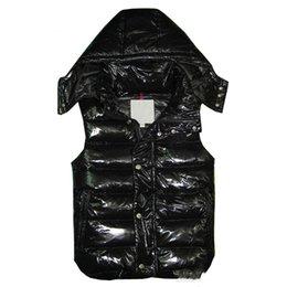 Casacos para mulheres mais tamanho baixo on-line-Novos Homens marca Designer e mulheres de inverno para baixo do colete clássico penas jaquetas weskit mulheres coletes casuais casaco desgaste exterior plus size: XS-XXXXL