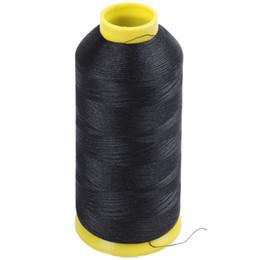 5000m Cones Linha da Bobina de filamentos de poliéster para bordado de máquina de Fornecedores de saco da mamã ajustado