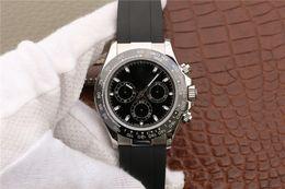 beliebtesten uhren Rabatt New 904L Stahlband Luxusuhr Keramikrand Luxusuhr Trend Herrenmode Uhren sind die beliebtesten