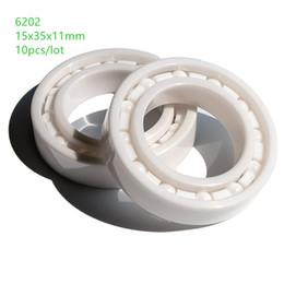 693 Full Ceramic Bearing  ZrO2 Ball Bearing 3x8x3mm Zirconia Oxide