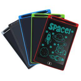pastiglie di disegno elettronici Sconti Tavoletta grafica digitale da 8 pollici a 8 pollici con tavoletta grafica digitale