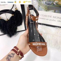 2019 sandálias marrons senhoras Liujingang6 Brown sandálias casuais Casual Handmade ténis passear a pé das sandálias mulas Slides Thongs sandálias marrons barato