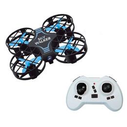 Argentina H823h Mini Drone RC Drone Quadcopters Modo sin cabeza RC Helicóptero Minicuadrícula Cuatro ejes Aerocraft Dron Los mejores juguetes para niños cheap helicopter shaft Suministro