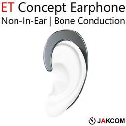 marcas de vendas de plástico Rebajas JAKCOM ET No In Ear auriculares concepto de la venta caliente en los auriculares del deporte como pulsera teléfono inteligente IP68 airdots Pro