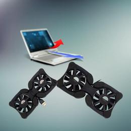 porto fresco Sconti NOYOKERE Vendita calda 1 pz Porta USB Mini Octopus Notebook Ventola Raffreddamento Ventola per laptop da 7-15 pollici