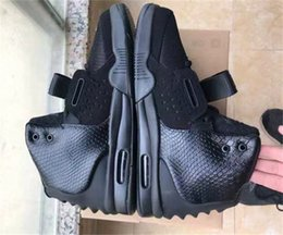 17dd9ad9c694f NEWS Kanye West 2 II NRG Black Grey Red October Basketball Shoes Men Glow  In The Dark Mens Trendy Sports Sneakers Trainers Shoes lusky