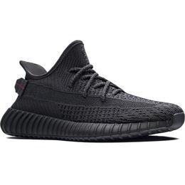 Para nova sapatilha on-line-Novos Homens Estáticos Runnning Sapatos Sneakers Mulheres Sports Formadores Racer Forma Verdadeira EG7492 Argila Refletivo Estático EF2367 3 M Superfície EUA 13 Eur 47