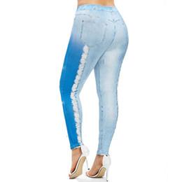 Le Donne vita alta Stretch Skinny Slim inferiore Farfalla Zip Pantaloni Denim Jeans Jegg