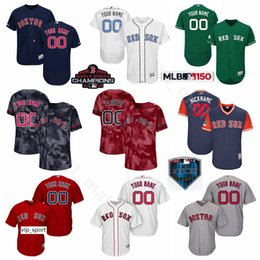 2019 уэйд боггс джерси Бостонский бейсбольный мяч Red Sox Flexbase 34 Трикотажные изделия David Ortiz 9 Ted Williams 8 Carl Yastrzemski 26 Wade Boggs 27 Carlton Fisk Педро Мартинес дешево уэйд боггс джерси