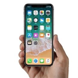 Canada Téléphone intelligent déverrouillé d'origine Apple iPhone X iPhone 4G LTE 5.8 pouces 12.0MP 3G RAM 64G 256G ROM sans téléphone portable Touch ID cheap iphone without camera Offre