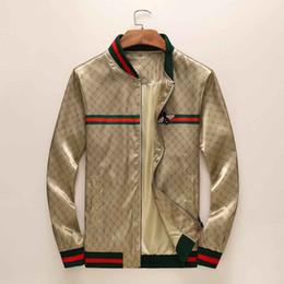 chaquetas rompevientos florales Rebajas KLY Italia invierno otoño floral impresión de tigre chaqueta de los hombres nueva chaqueta de los hombres de lujo rompevientos de marca high street hombres chaqueta deportiva