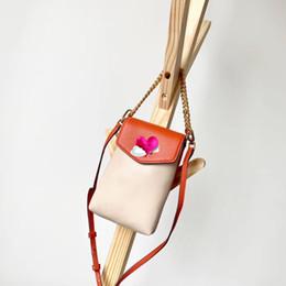 Модный Новый Прибыл Женщины Кира Телефон Сумка через плечо Цвета Смешивания Материал С Поворотным замком от