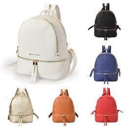 2019 высококлассные дизайнеры сумочек Новая мода девушка рюкзак 6 цветов Леди сумки школьная сумка женщины высокого класса дизайнер рюкзак сумка кошелек JY457 дешево высококлассные дизайнеры сумочек