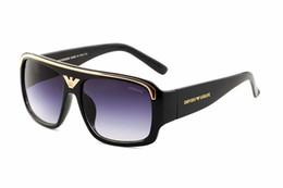 Canada Luxe-medusa Haute Qualité Marque EA Lunettes de soleil Mode Lunettes de soleil Hommes Designer Eyewear Pour Hommes Femmes Lunettes de soleil nouvelles lunettes Offre